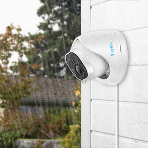 IP66 Waterproof for Outdoor Use