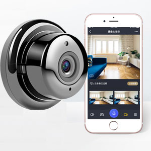 ifitech home security camera, hidden camera, mini camera, spy camera, nanny camera, wireless camera