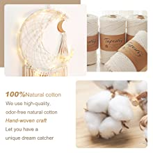 100% Natural Cotton