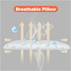 breathable pillow