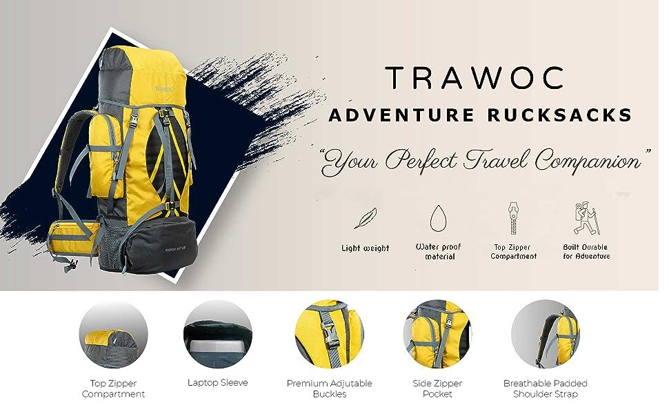 ADVENTURE rucksacks