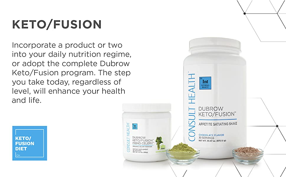 consult health, keto/fusion, keto, daily nutrition, supplement, dubrow, diet, healthy, weight loss,