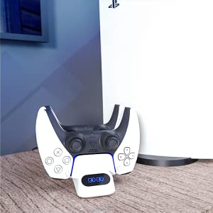 PS5 Dualsense Controller Charging Stand PlayStation 5 φορτιστής