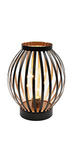 metal LED lamp