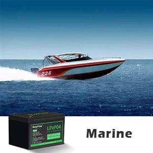 Marine lifepo4 battery