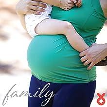 family, mumberry, activewear, maternity, leggings