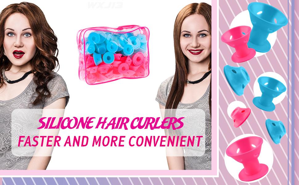 Hair Curlers Set