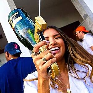 Champagne Spout