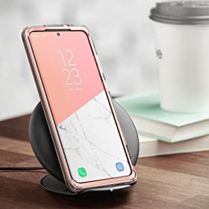 i-Blason Cosmo Stylish Case for Samsung Galaxy S20 Ultra 2020 6.9 inch