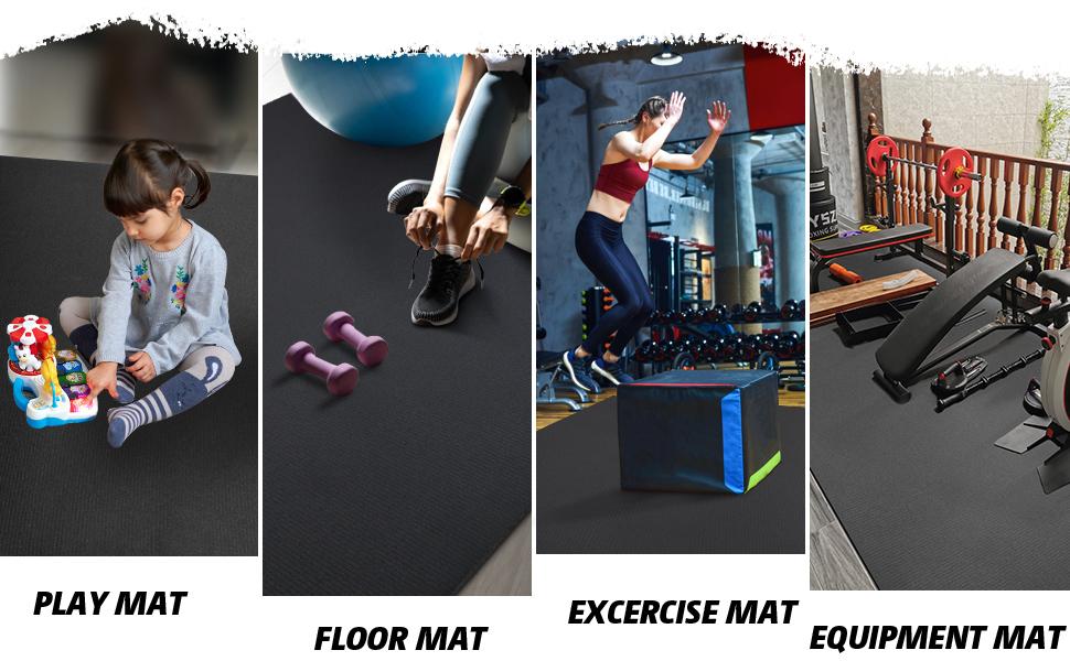 large sports mat