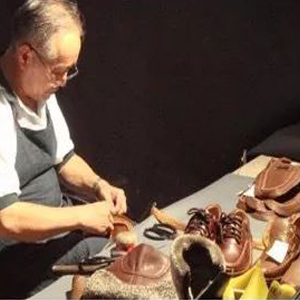 handmade dance shoes
