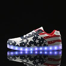 LED shoes men