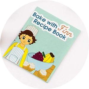 Lottie Dolls Cake Bake Accessory Set Recipe Book