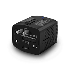 2000W Voltage Converter Adapter US to Europe UK Australia Italy Spain step down voltage 220v 110v