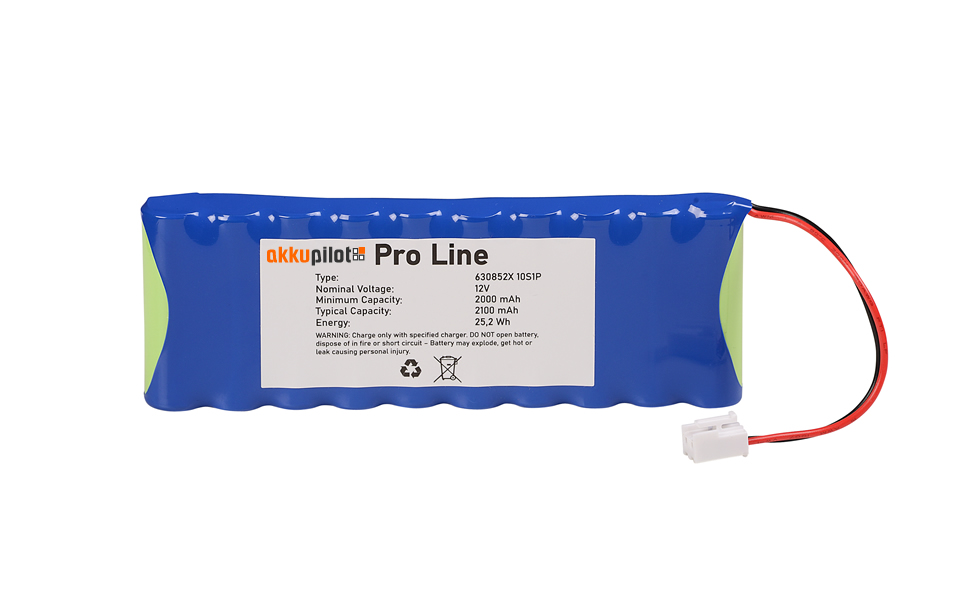 Akkupilot Pro Line Akkupack Für Rolladensteuerung Nimh Elektronik