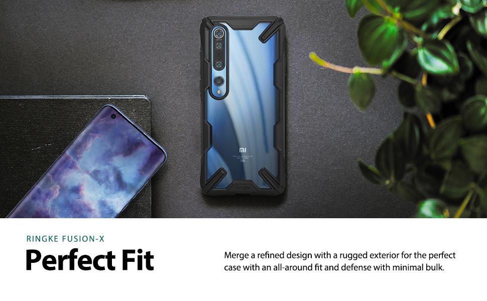 Ringke Fusion X Σχεδιασμένο για Xiaomi Mi 10 Pro