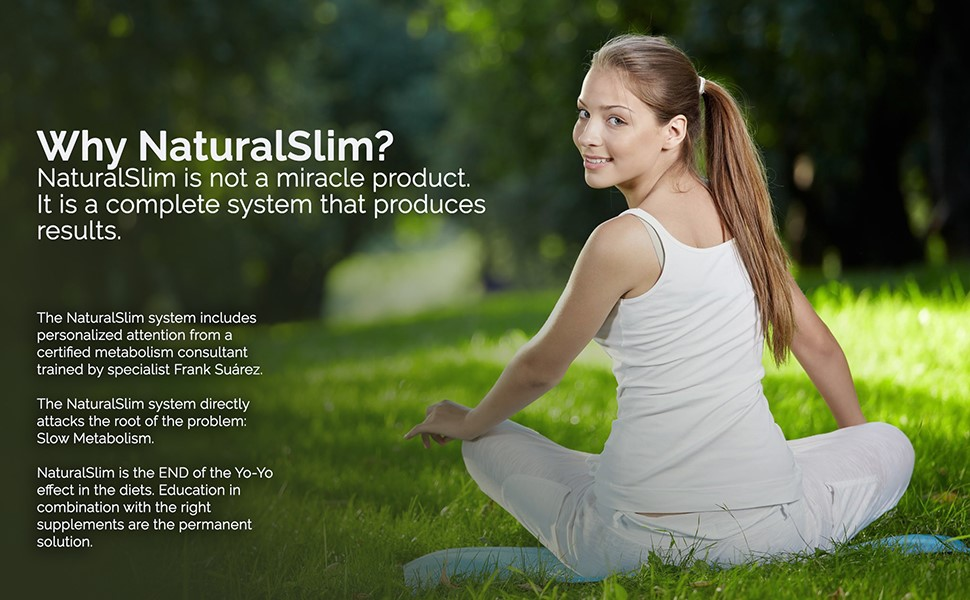 Why NaturalSlim?
