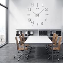 wall clock 03
