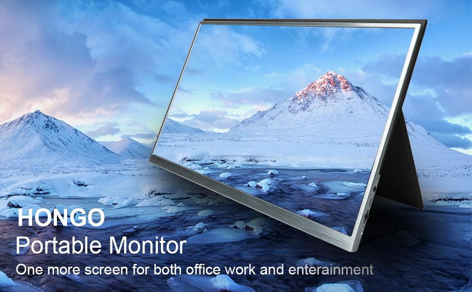 portable monitor usb c