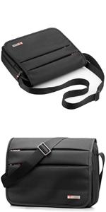 SPAHER Oxford Mens Shoulder Bag Briefcase
