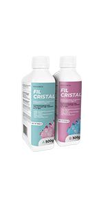 kristalheldere epoxyhars