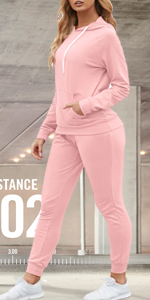 SWEATSUIT SET WOMEN CASUAL