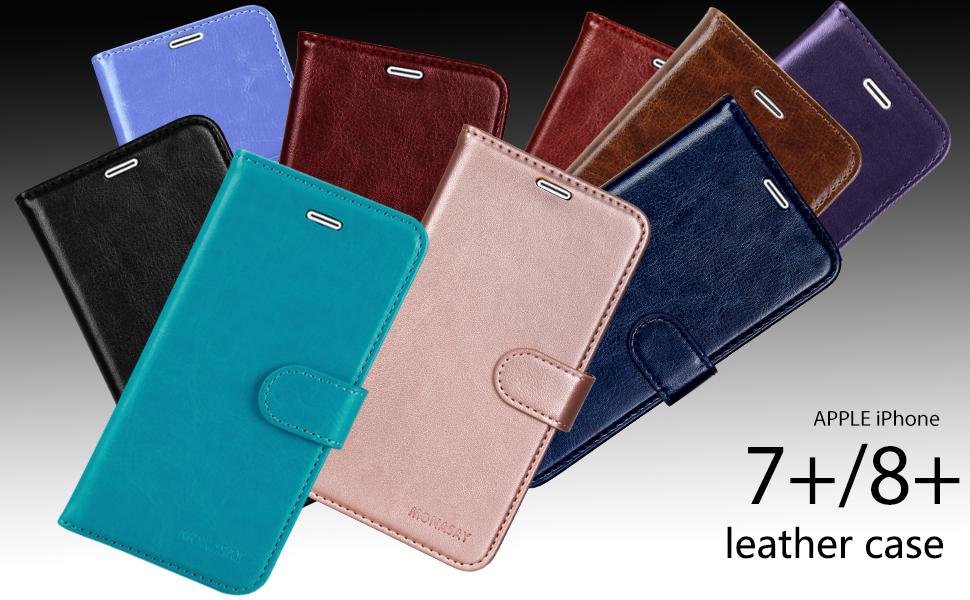 iPhone 7 Plus/8 Plus wallet case  5.5 inch