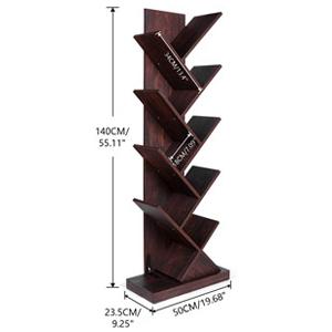 Tree Book shelf for bedroom