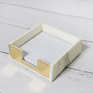 Note Pad Holder