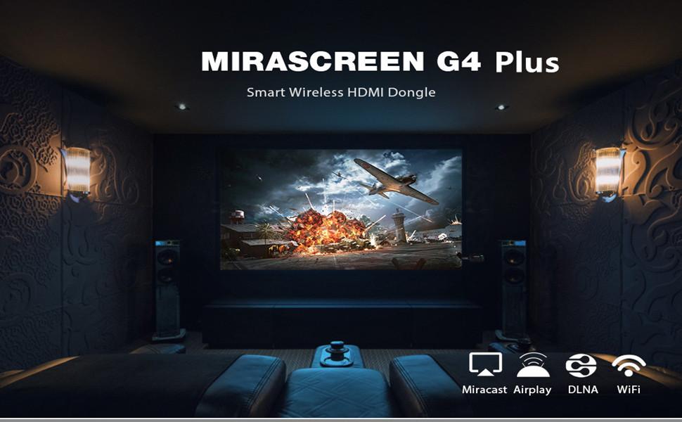 MiraScreen G4 Plus