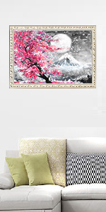 Diamond Painting Cherry Blossom