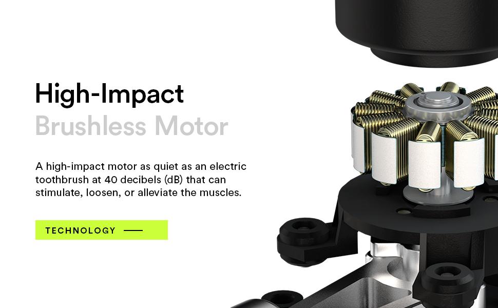 Flyby High-impact brushless motor