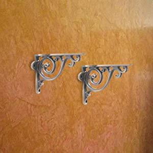 wall brackets for books
