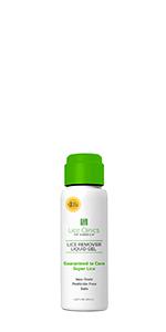head lice treatment removal shampoo gel kills lice