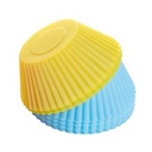 mini silicone baking cups paper measure mint navy blue nautical natural nonstick optima orange