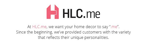 HLC.me Blackout Curtains