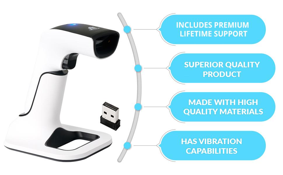 superior high quality best better scann scanerr scaner 628ft vibrate range transmission highquality