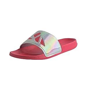 Pantofole Doccia Bagno Estive Slippers Knixmax Ciabatte Donna Uomo Bambino Scarpe da Spiaggia e Pisccina