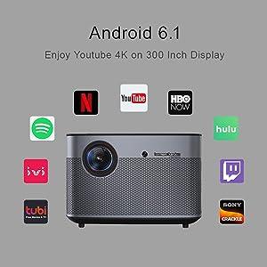 video projector portable mini