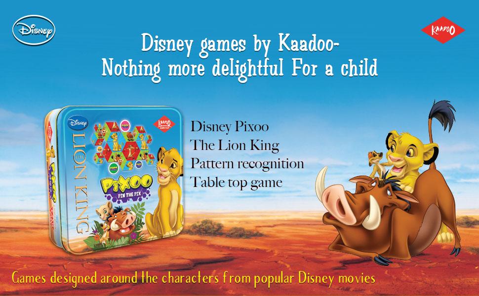 Disney Lion King puzzle