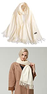 cold weather scarves for women