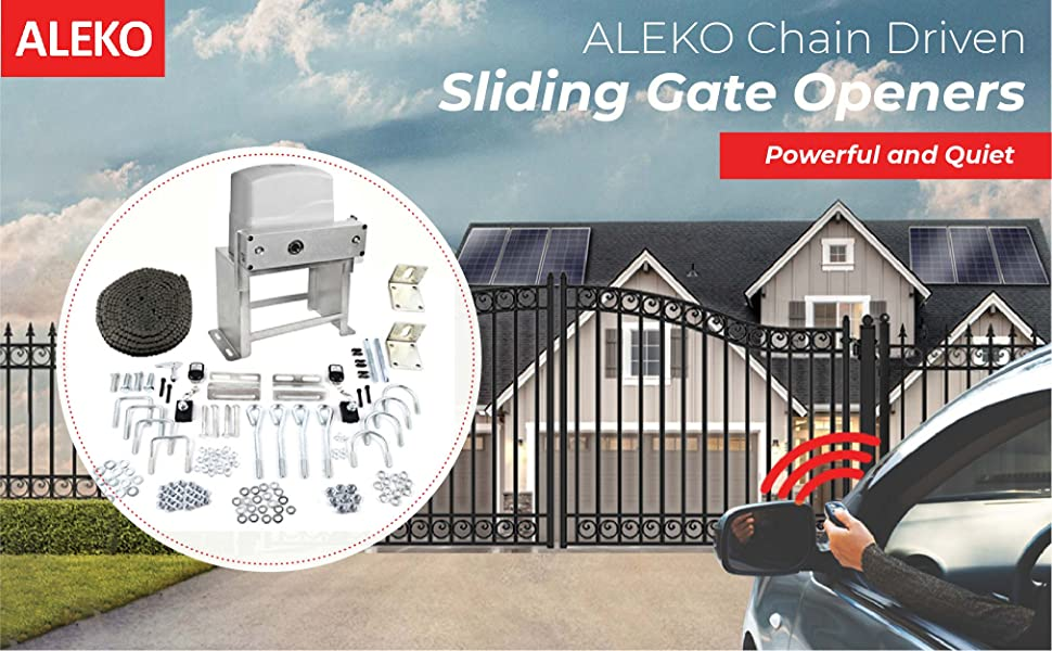 Aleko Gate Opener