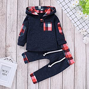 baby boy girl outfit set