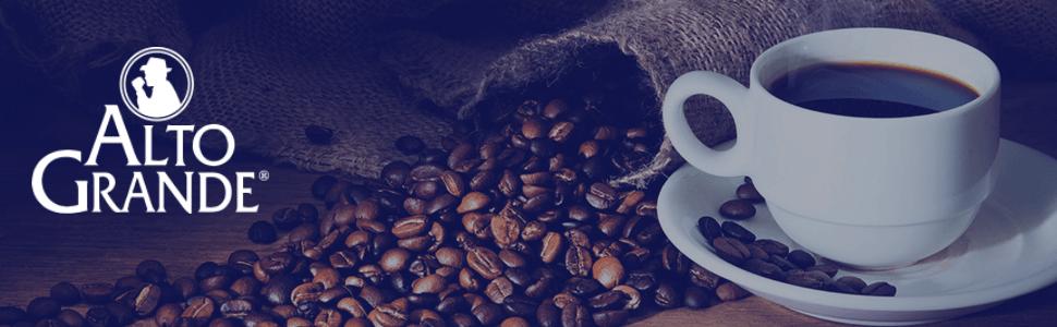 steam, coffee cup, barista, alto grande, banner, super premium, puerto rico