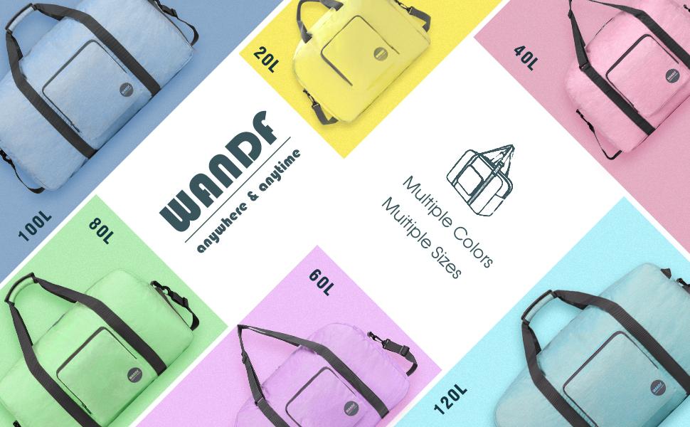 20-120L travel bag