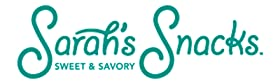 Sarah's  Snacks Sweet and Savory low carb snack savory granola protein granola