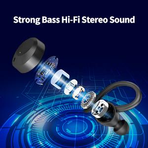 strong bass