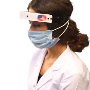 transparent face mask kids face shield christmas masks for adults plastic face shield mascaras