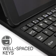 spaced key