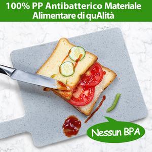 100% polietilene antibatterico Materiale alimentare di qualità